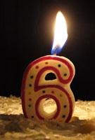 Mac OS X Birthday