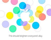 Apple September 10, 2013 Event