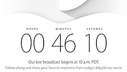 Apple Event - September 9, 2014
