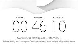 Apple Event - September 9, 2014