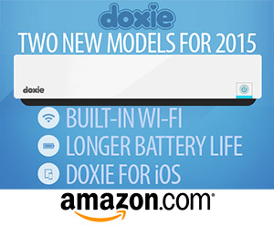 Doxie Go Wireless Scanner