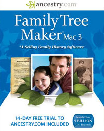 Family Tree Maker 3 at Ancestry.com